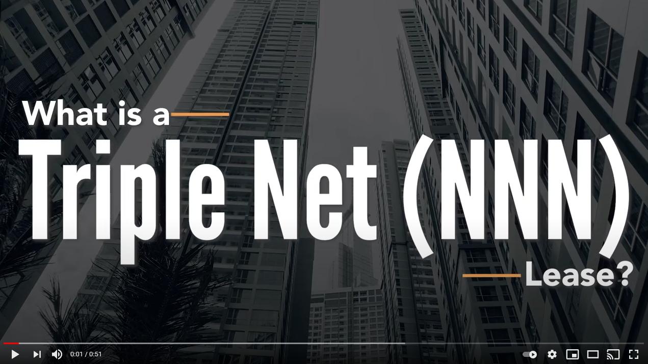 What Is A Triple Net Lease? (NNN)