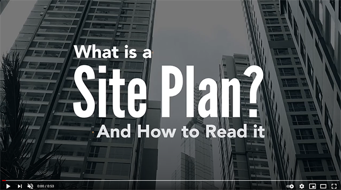 What is a Site Plan